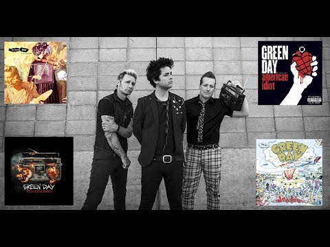 My Top 10 Green Day Songs