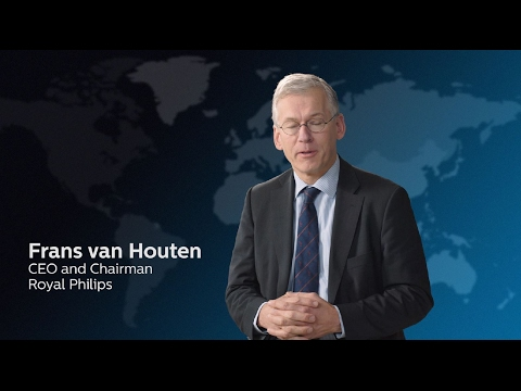 Philips Azurion. Introduction by Frans van Houten.