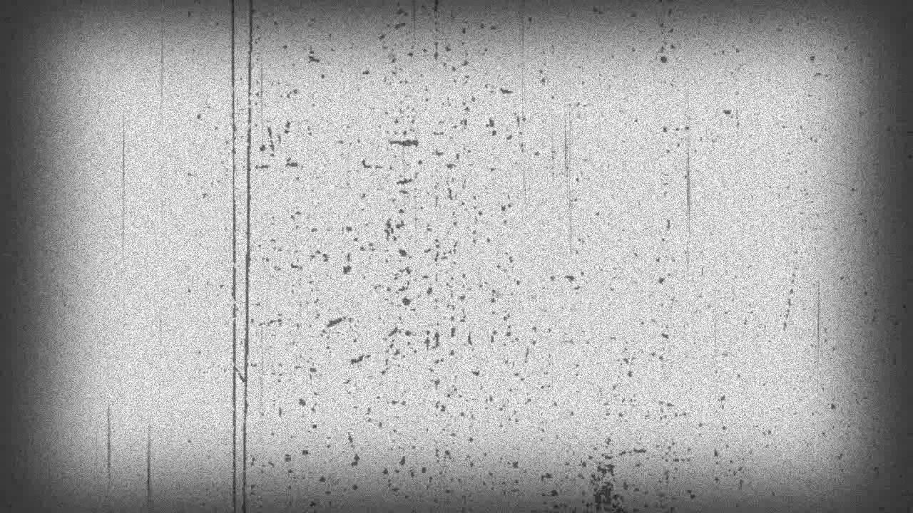 video footage】30 Film noise ...