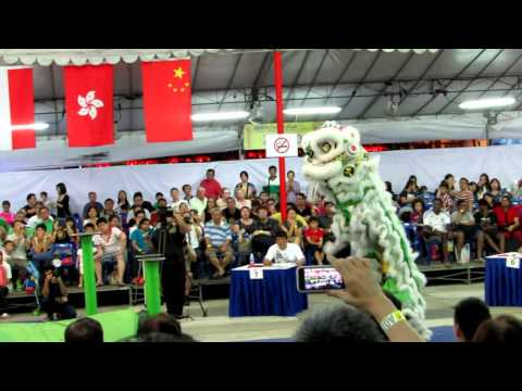 7th International Lion Dance Competition Ceremony 第七届牛车水新春国际
