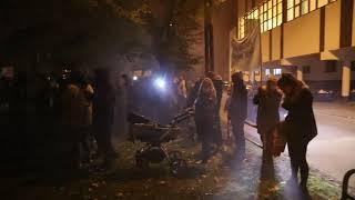 Strajk kobiet w Ostrowi Mazowieckiej (25.10.2020)