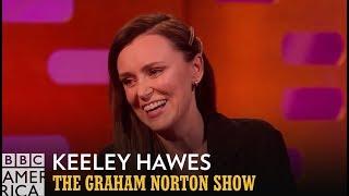 Graham Spoils The Bodyguard's Plot Twist! | The Graham Norton Show | Fridays at 11/10c | BBC America