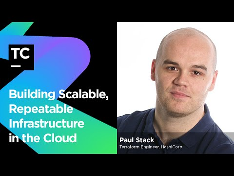 Building Scalable, Repeatable Infrastructure in the Cloud