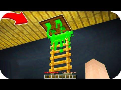 TROLL BEBEK EVİNİN TAVAN ARASINDA GİZLİ KAPI BULDU! 😱 Minecraft