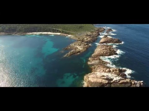 Margaret River Region By Drone