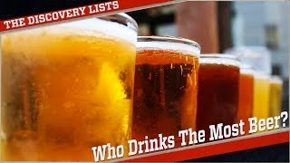 Top Beer-Drinking States