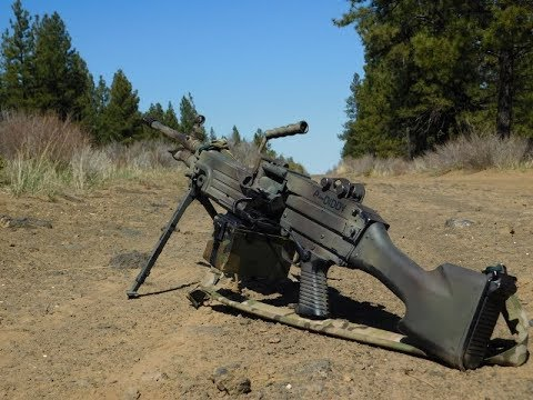 The Ultimate Guide to the M249/PKM/M60 Internals, A&K/Classic Army, Airsoft