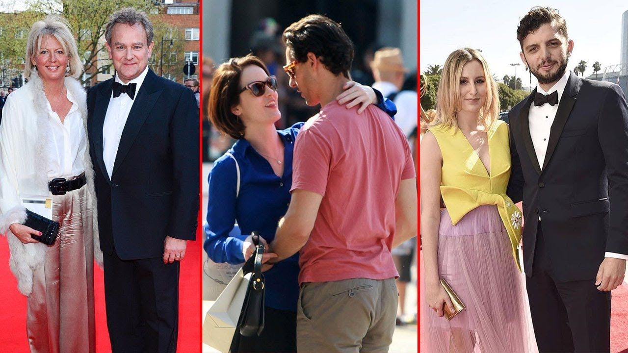 Downton Abbey...and their real life partners - Celebrities News