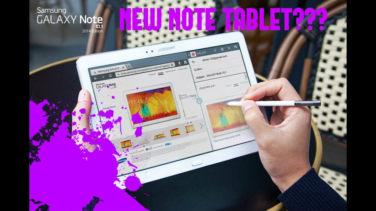 Samsung Galaxy Note 10.1 2014 Edition Nightly Unboxing + 1st .