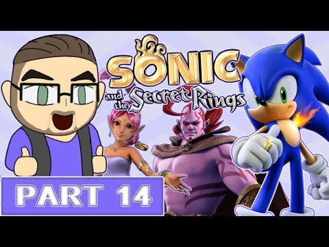 Sonic and the Secret Rings - Flower Property - Part 14 - Osban Gaming