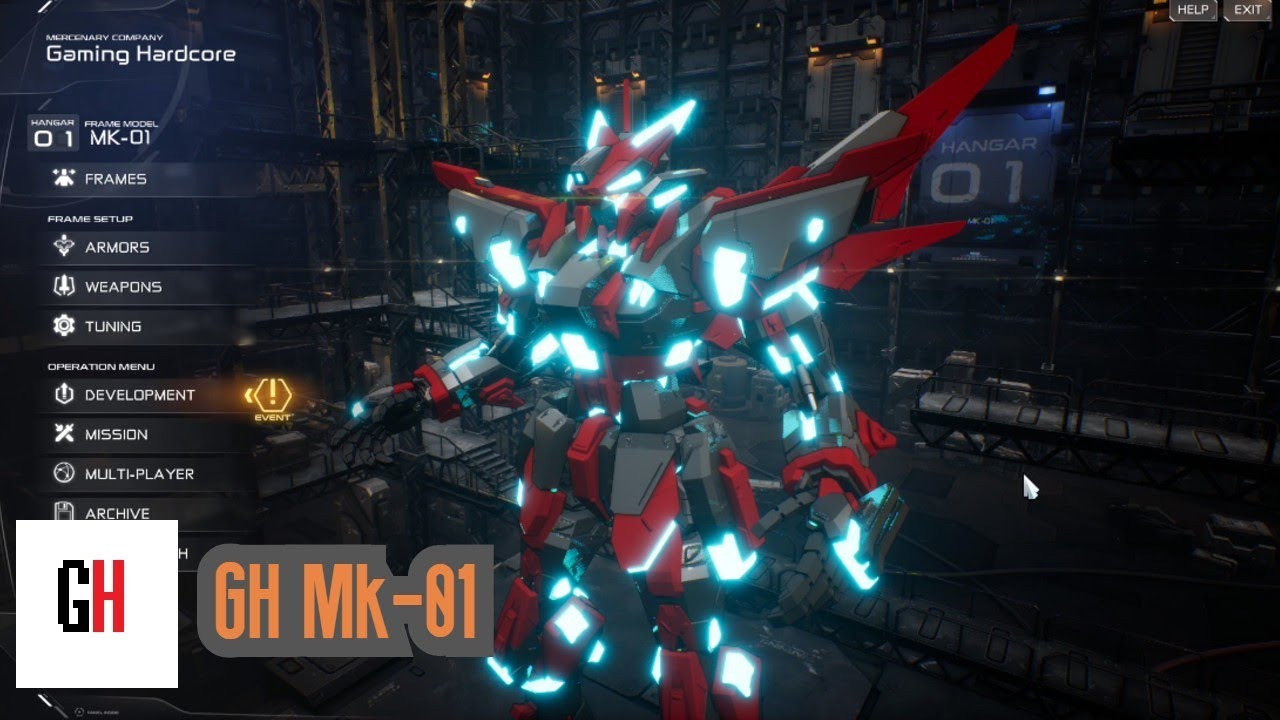 GH MK-01 - MASS BUILDER