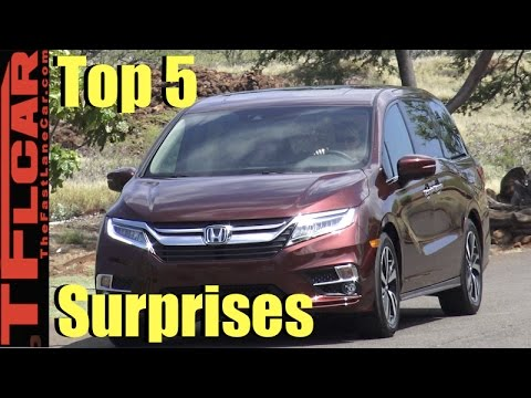 Brand New 2018 Honda Odyssey Review: Top 5 Surprising Facts