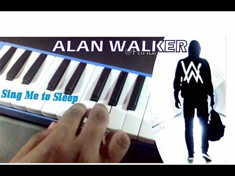 ALAN WALKER - Sing Me To Sleep Pianika Cover