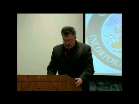 Elgin Business License City Council Meeting