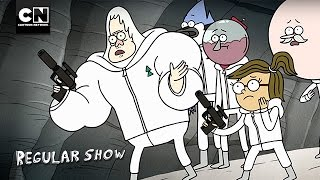 Regular Show | The Ice Tape | Cartoon Network