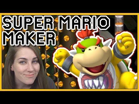 Never Trust Bowser Jr. // Mario Maker [100 Mario Challenge]