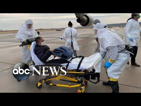 Ill Nebraska man being tested for coronavirus