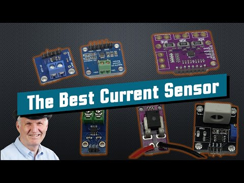 #321 7 Sensors tested: Measuring Current with Microcontrollers (Arduino, ESP32, ESP8266)