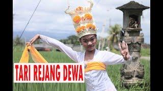 Balinese Sacred Dance Rejang Dewa