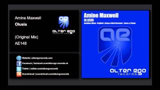Скачать Amine Maxwell Olusia Alter Ego Records