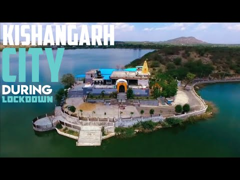 KISHANGARH Drone Shots | Areial Beauty of Kishangarh City (Rajasthan) | Beautiful city from the sky