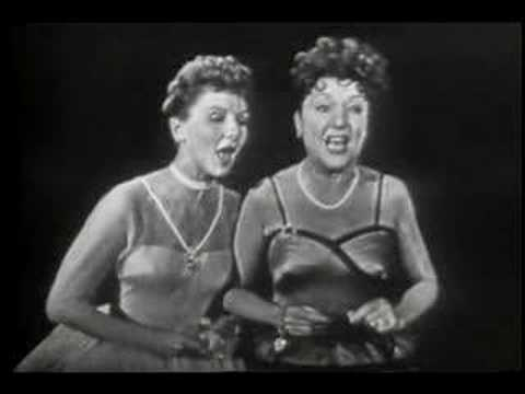 Mary Martin & Ethel Merman vaimusiccom