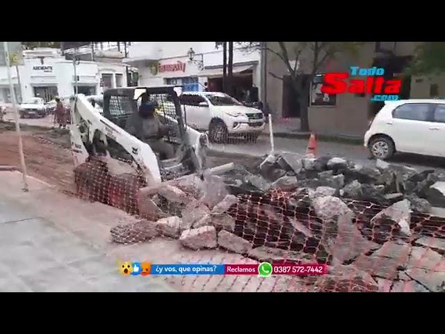 reparaciones calle