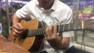 Cover Thua Một Người Dưng guitar