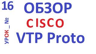обзор протокола cisco vtp