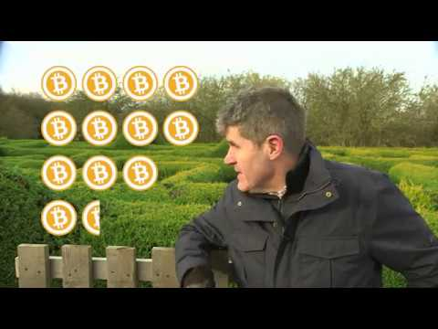 How does the bitcoin cryptocurrency work