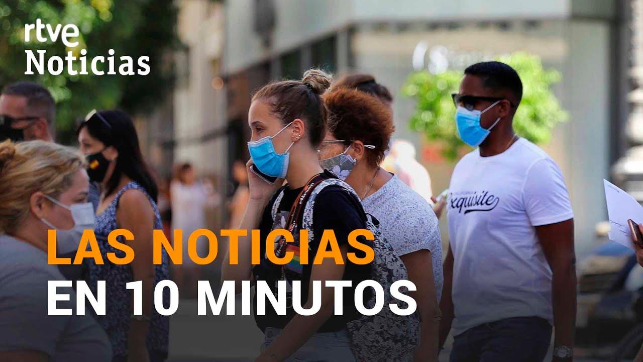 Download Las noticias de LUNES 6 DE JULIO en 10 minutos   RTVE Noticias
