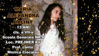 MARIA ALEXANDRA BALINT  PROMO BWF 2019