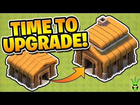 TIME TO UPGRADE OUR TOWNHALL! - How To Clash Ep.2 -