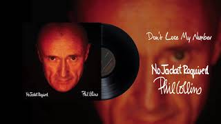 Phil Collins - Don't Lose My Number (2016 Remaster)
