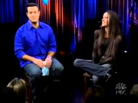 Alanis Morissette  Your House + Interview  Last Call with Carson Daly 20020227 PART 2