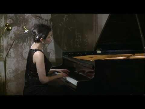 "Dora Deliyska, Schubert/Liszt ""Lob der Tränen"""