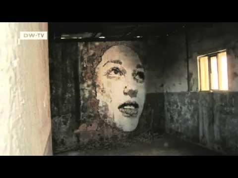Portuguese Street Artist Vhils | euromaxx