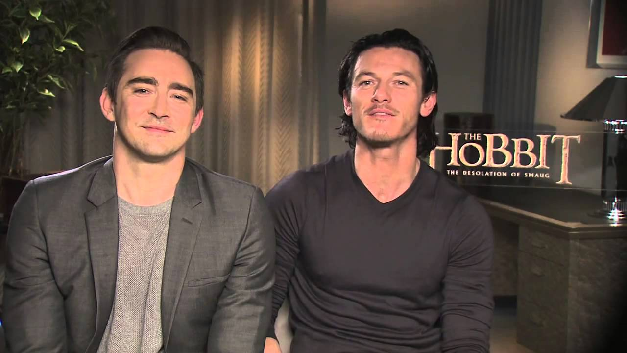 The hobbit comic con footage online dating 5