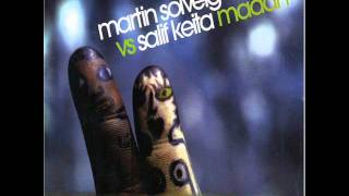 Marin Solveig vs Salif Keita - Madan [ Exotic Disco Edit ] w/ Lyrics