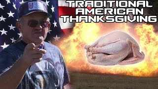 HOW TO PREPARE A TRADITIONAL AMERICAN THANKSGIVING! (4K)