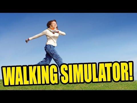 WALKING SIMULATORS: Un viatge a les motivacios dins un entorn virtual