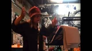 小林万里子がラッスンゴレライで大阪都構想を歌ってみた。大阪都構想の...