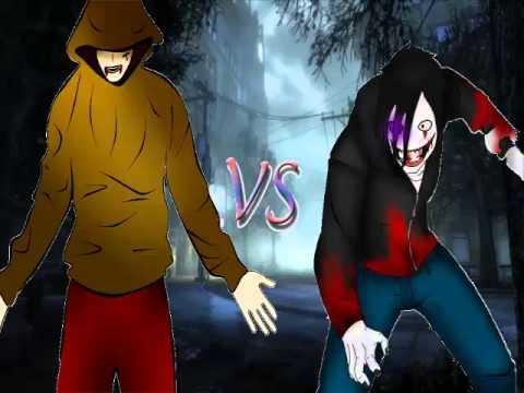 Creepypasta Jhon the knife vs Tobias la voz del suicidio