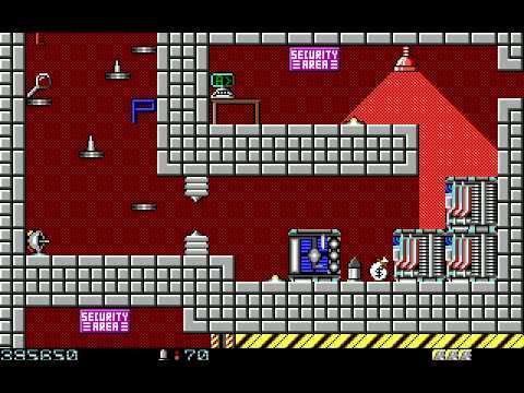 Secret Agent Missions 1, 2 & 3 (DOS)