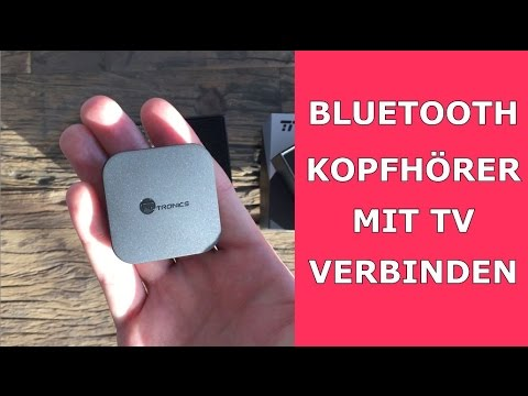 bluetooth kopfh rer mit tv verbinden anleitung youtube. Black Bedroom Furniture Sets. Home Design Ideas