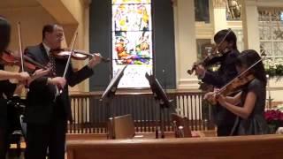 Christmas Strings: We Three Kings
