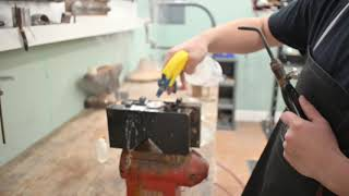Making Custom Resonators / Frank Woodwind and Brass Repairs