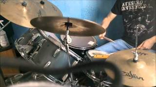 Avenged Sevenfold - Afterlife (Drum Cover)