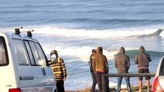 River Mouth Ericeira surf