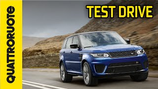 Range Rover 2014 Test Drive